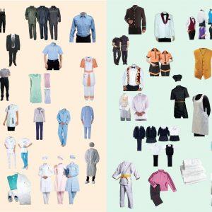 Confection des vêtements de travail